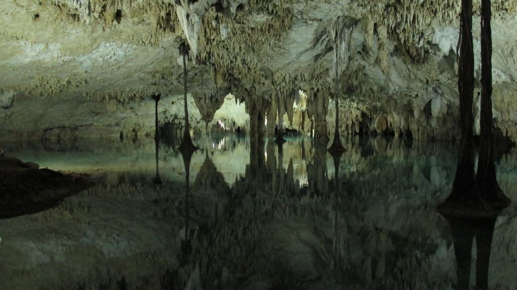 Cavern at Cenote Pet Cemetery