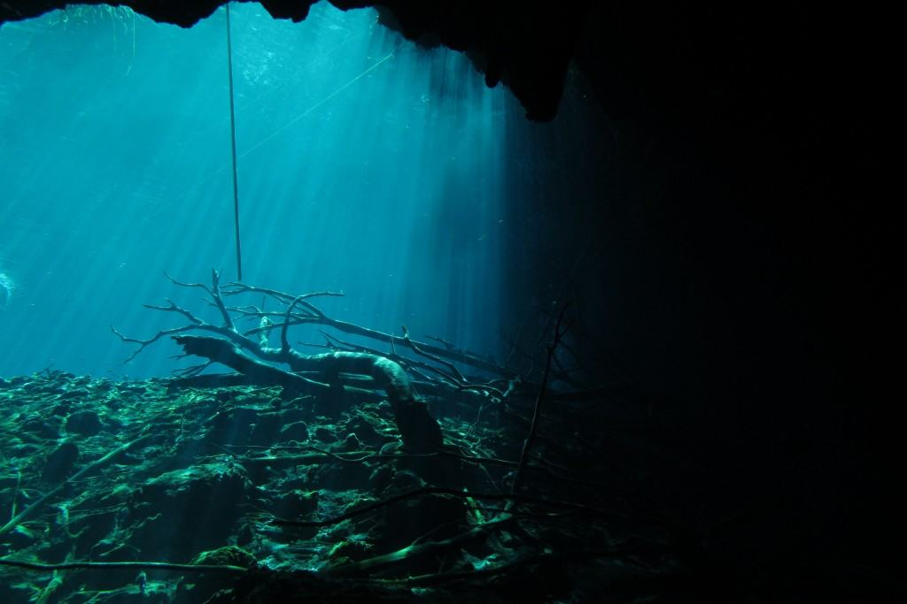 Cenote Actun Ha - Cenote Carwash