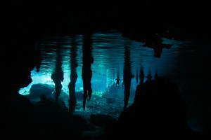Gran Cenote - Cavern diving in Tulum