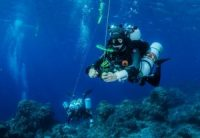 Technical diving training - Advanced Trimix diving