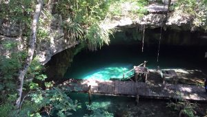 Cenote Dreams' gate - la porte des rêves