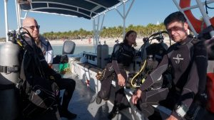 Dive Training Yucatan