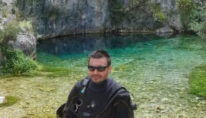 Peio - No Limit - Tek Diving and Cave Diving Instructor